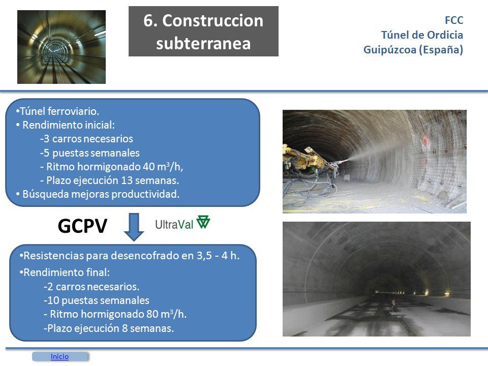 6. Construccion subterranea