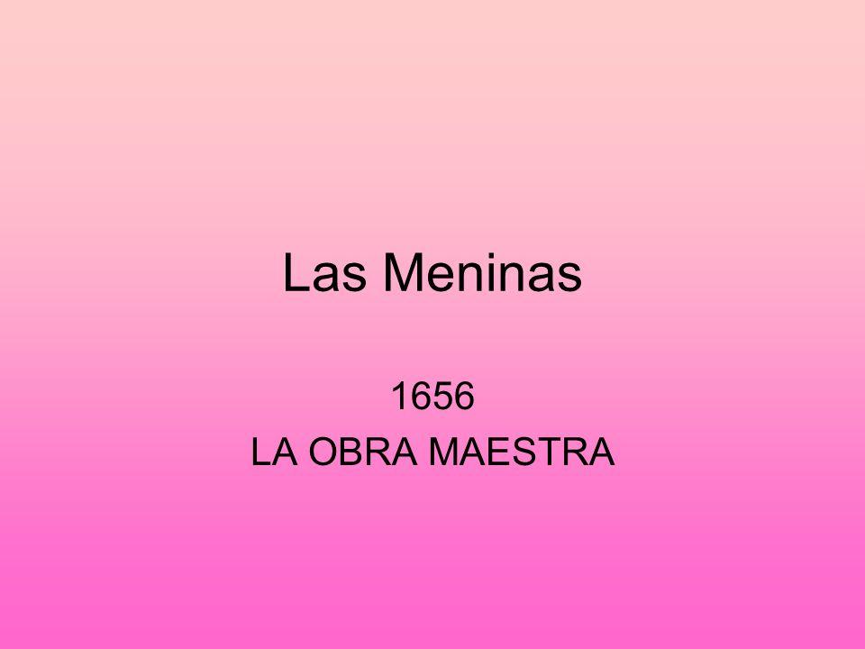 Las Meninas 1656 LA OBRA MAESTRA