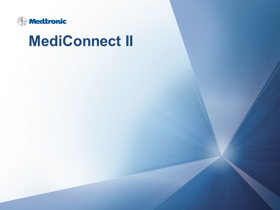 MediConnect II