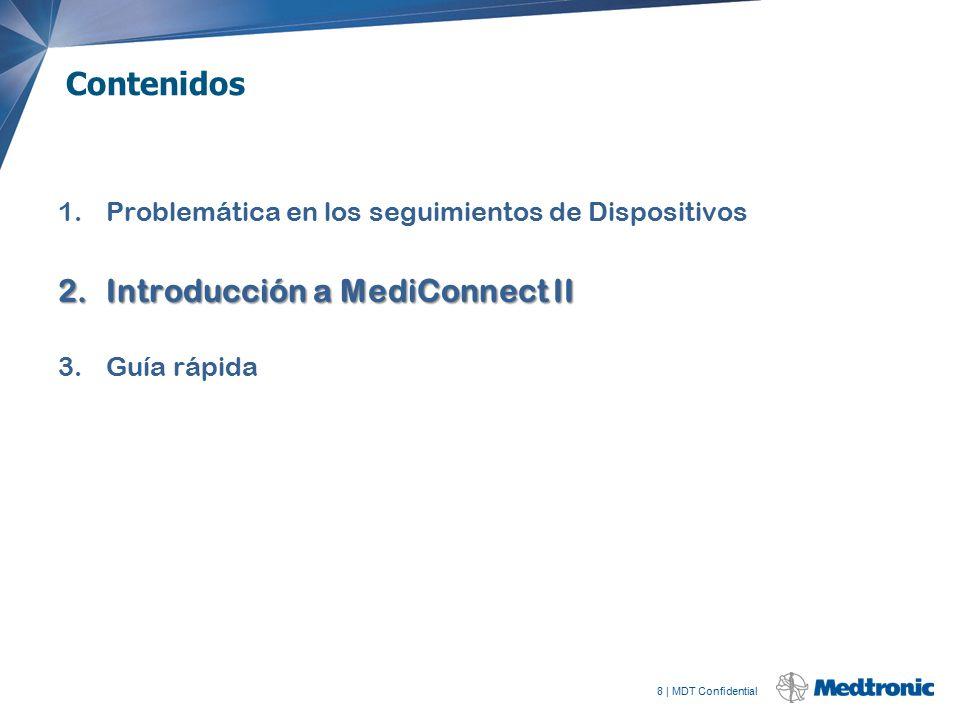 Introducción a MediConnect II