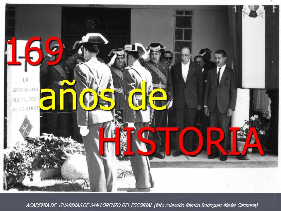 169 años de. HISTORIA.