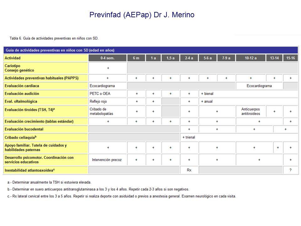 Previnfad (AEPap) Dr J. Merino