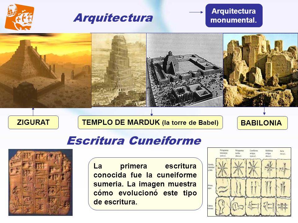Arquitectura monumental.