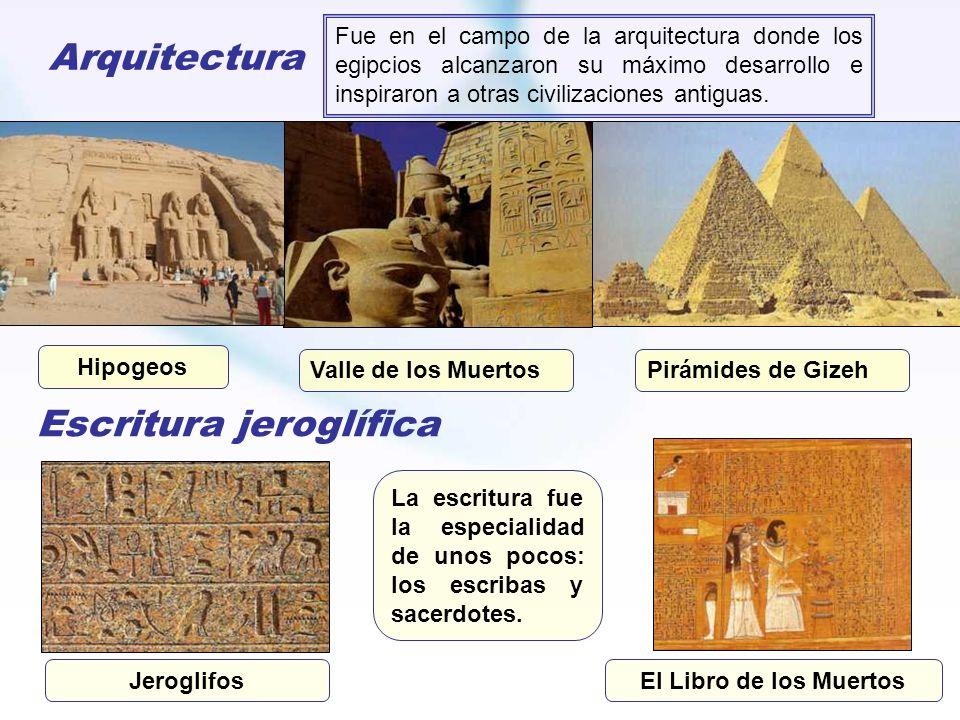 Escritura jeroglífica