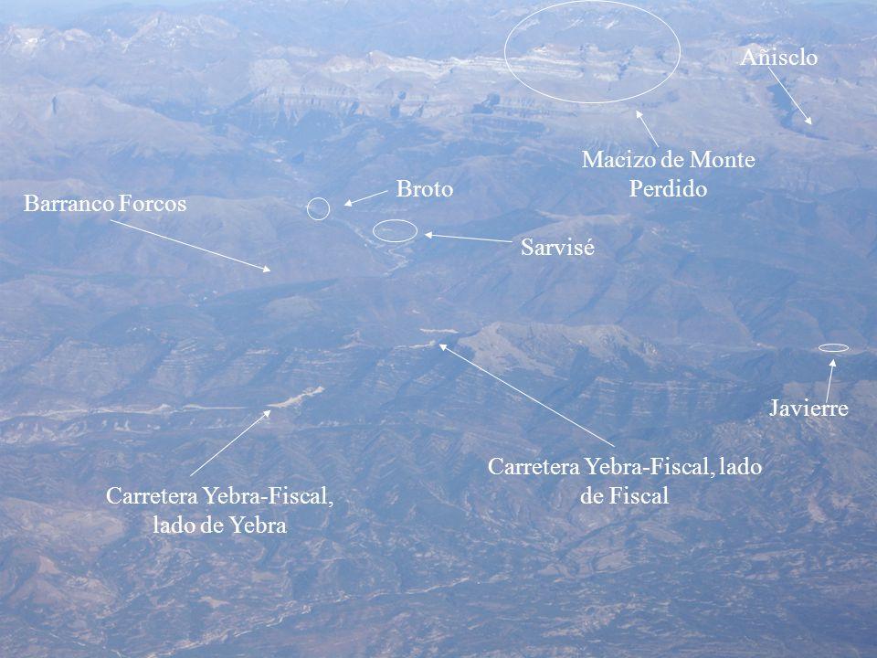 Macizo de Monte Perdido Broto Barranco Forcos