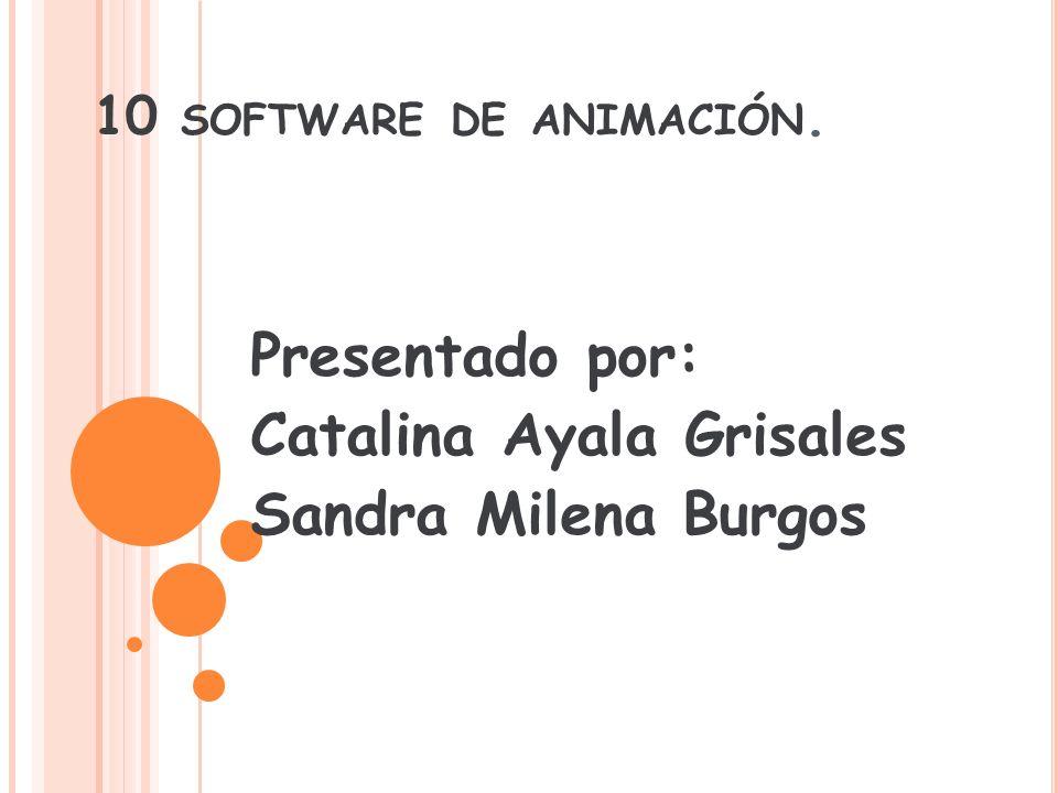Presentado por: Catalina Ayala Grisales Sandra Milena Burgos