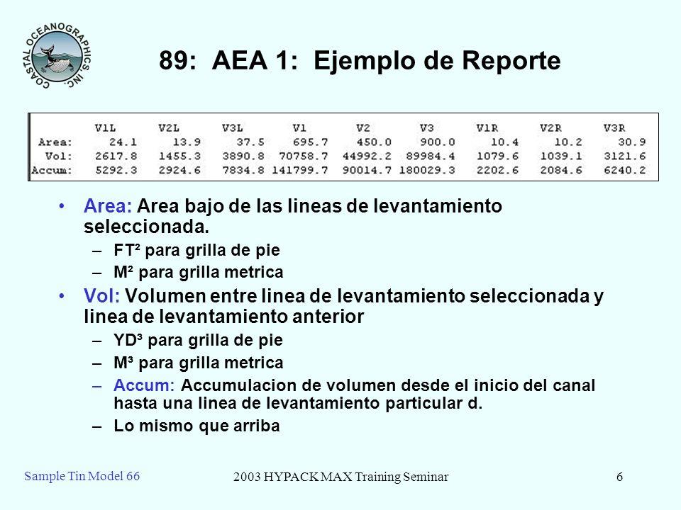 89: AEA 1: Ejemplo de Reporte