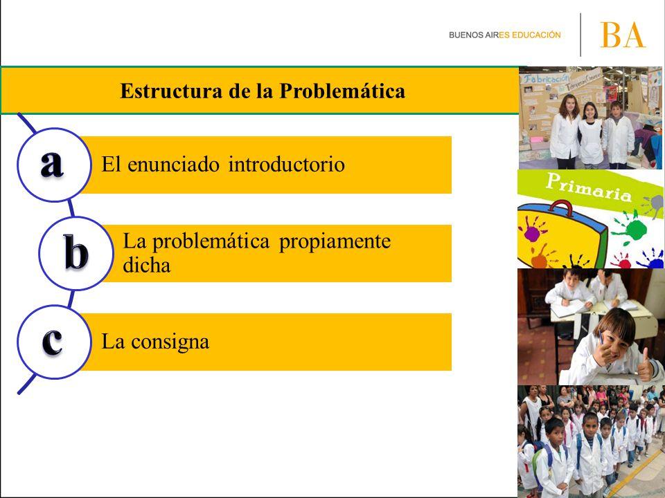Estructura de la Problemática