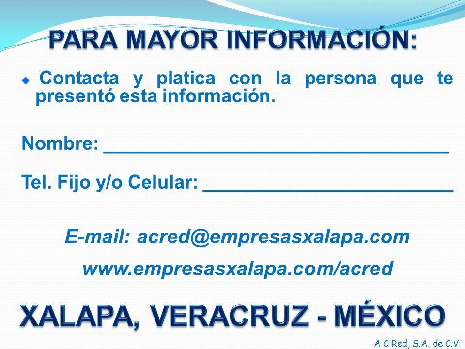 XALAPA, VERACRUZ - MÉXICO