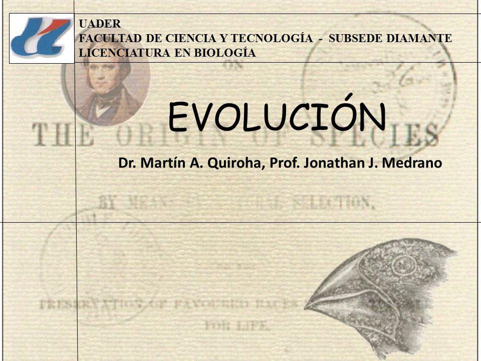 Dr. Martín A. Quiroha, Prof. Jonathan J. Medrano