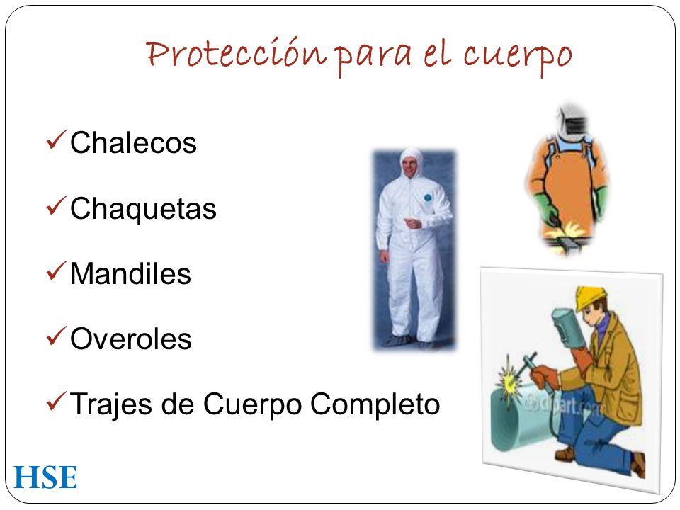 Protección para el cuerpo