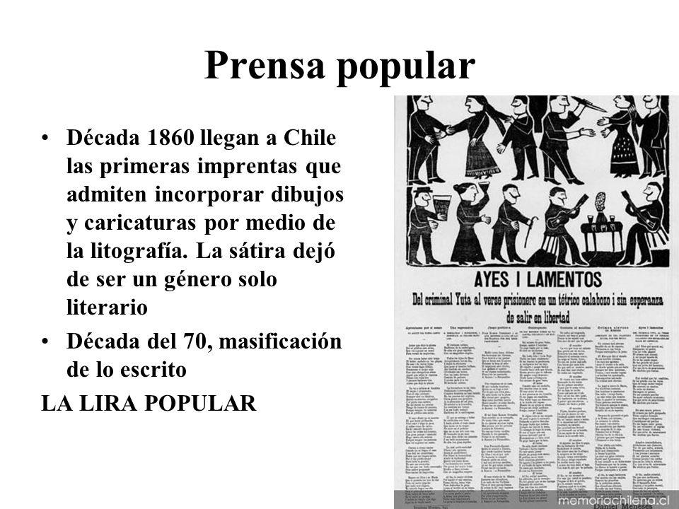 Prensa popular