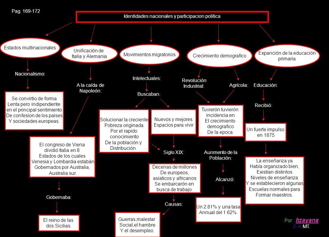Identidades nacionales y participacion politica