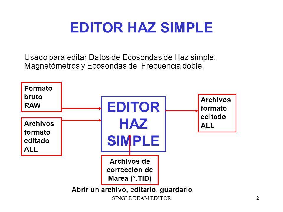 EDITOR HAZ SIMPLE EDITOR HAZ SIMPLE