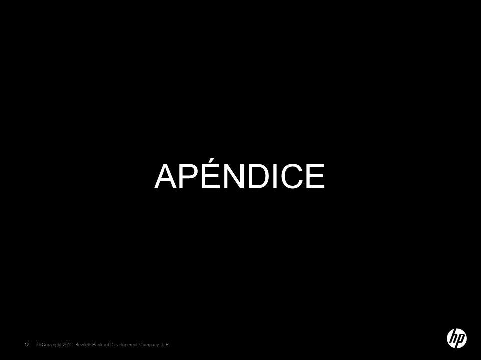 apéndice 2012