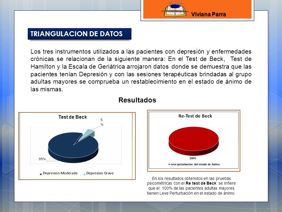 TRIANGULACION DE DATOS