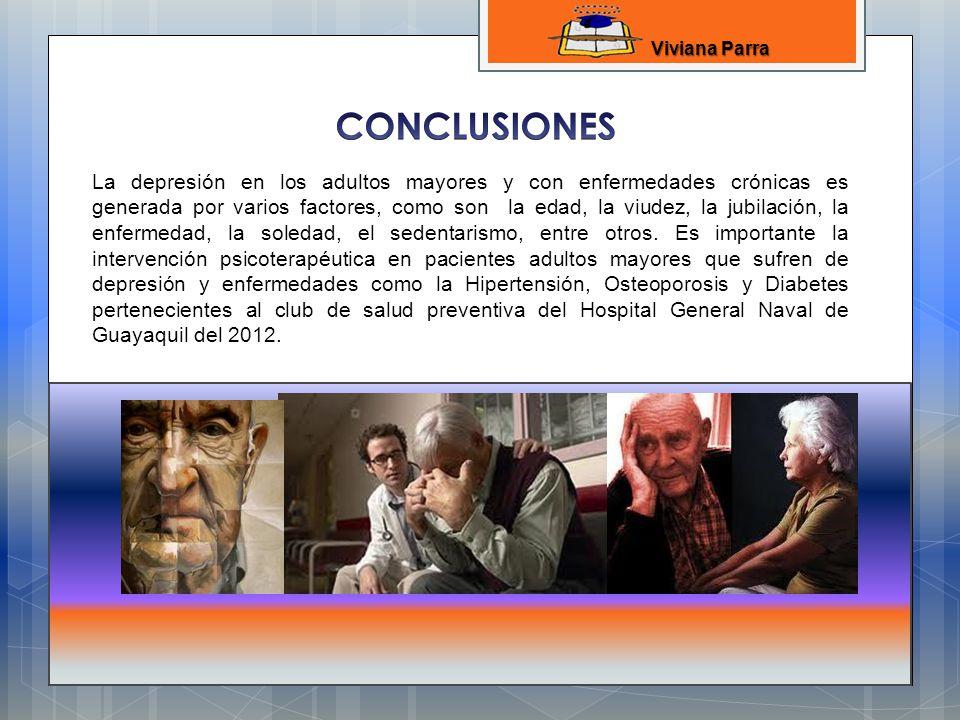 Viviana Parra CONCLUSIONES.