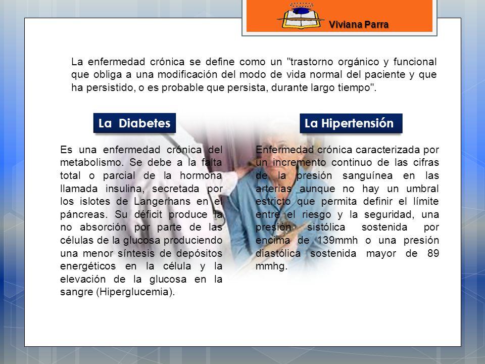 La Diabetes La Hipertensión