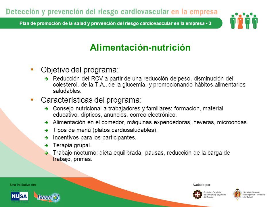 Alimentación-nutrición