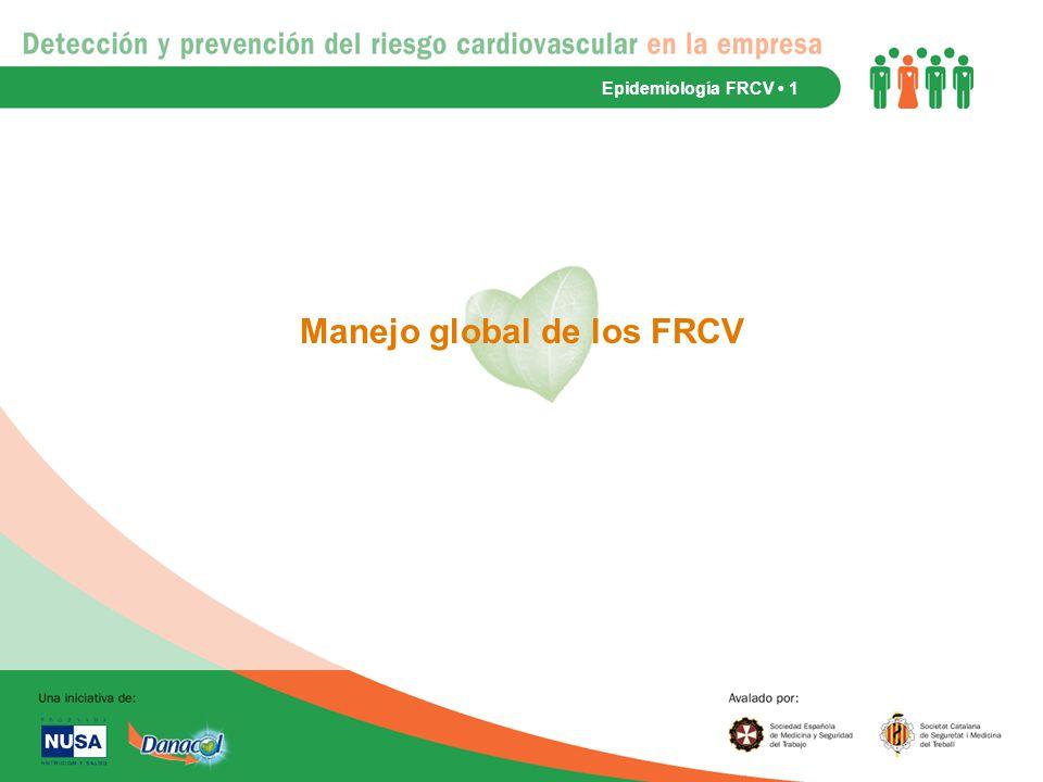 Manejo global de los FRCV