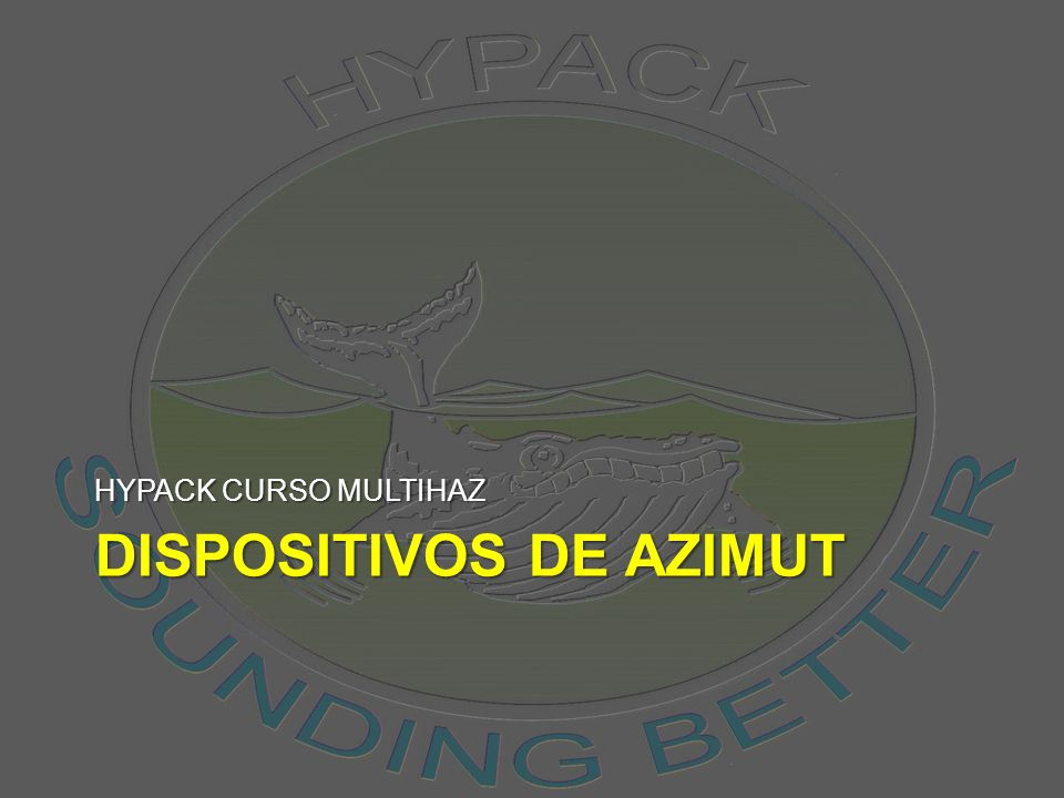 Dispositivos de azimut