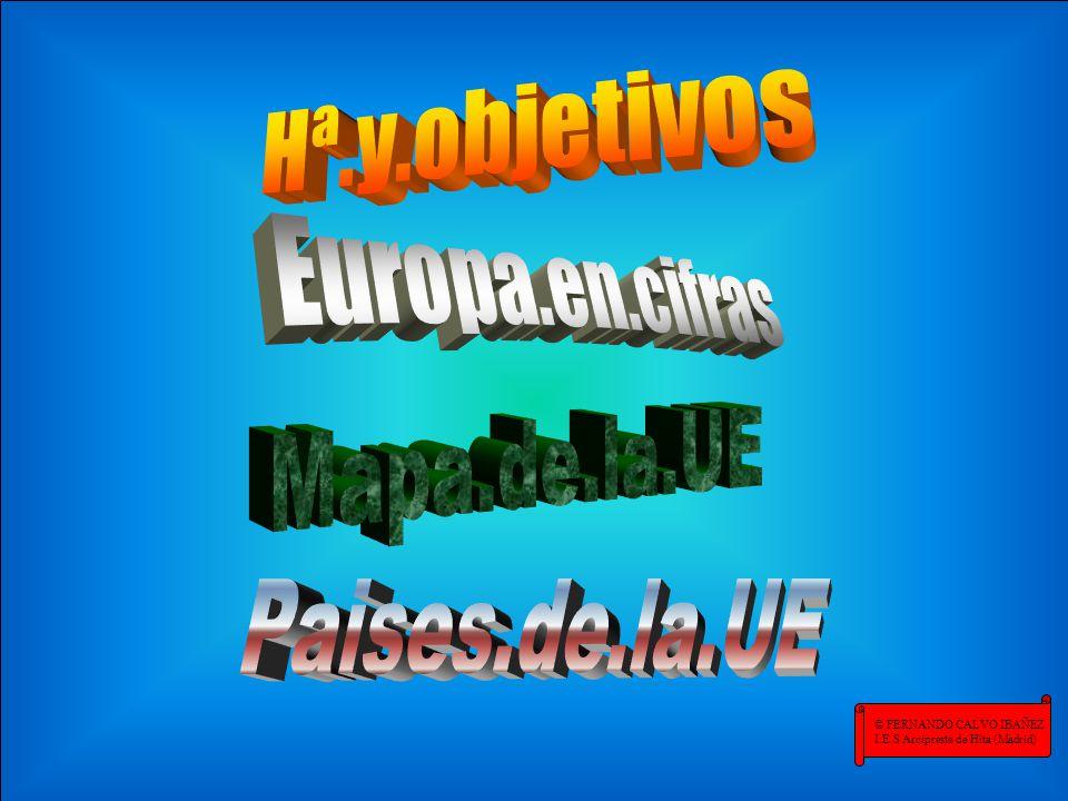 Hª.y.objetivos Europa.en.cifras Mapa.de.la.UE Paises.de.la.UE