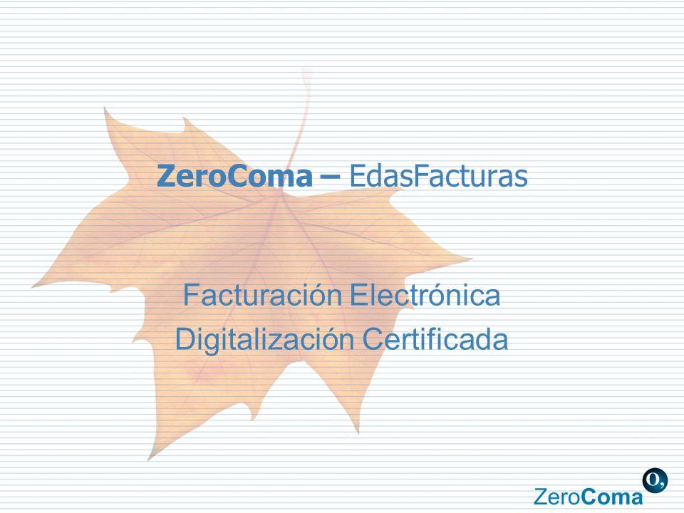 ZeroComa – EdasFacturas