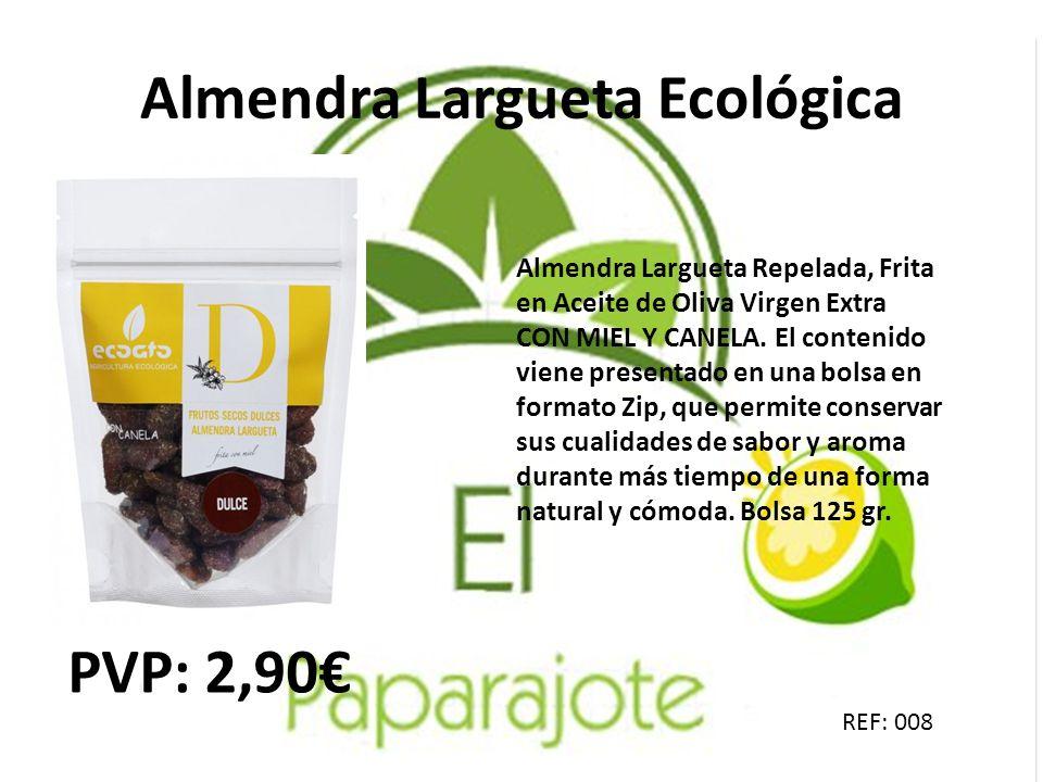 Almendra Largueta Ecológica