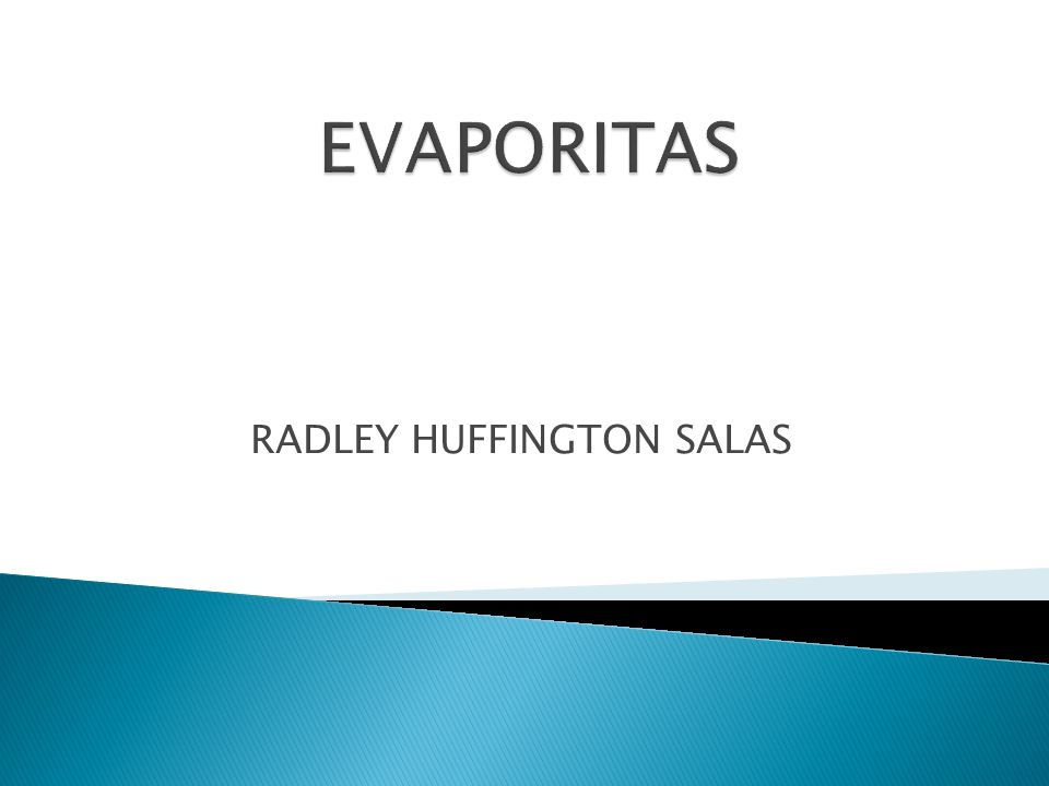 RADLEY HUFFINGTON SALAS