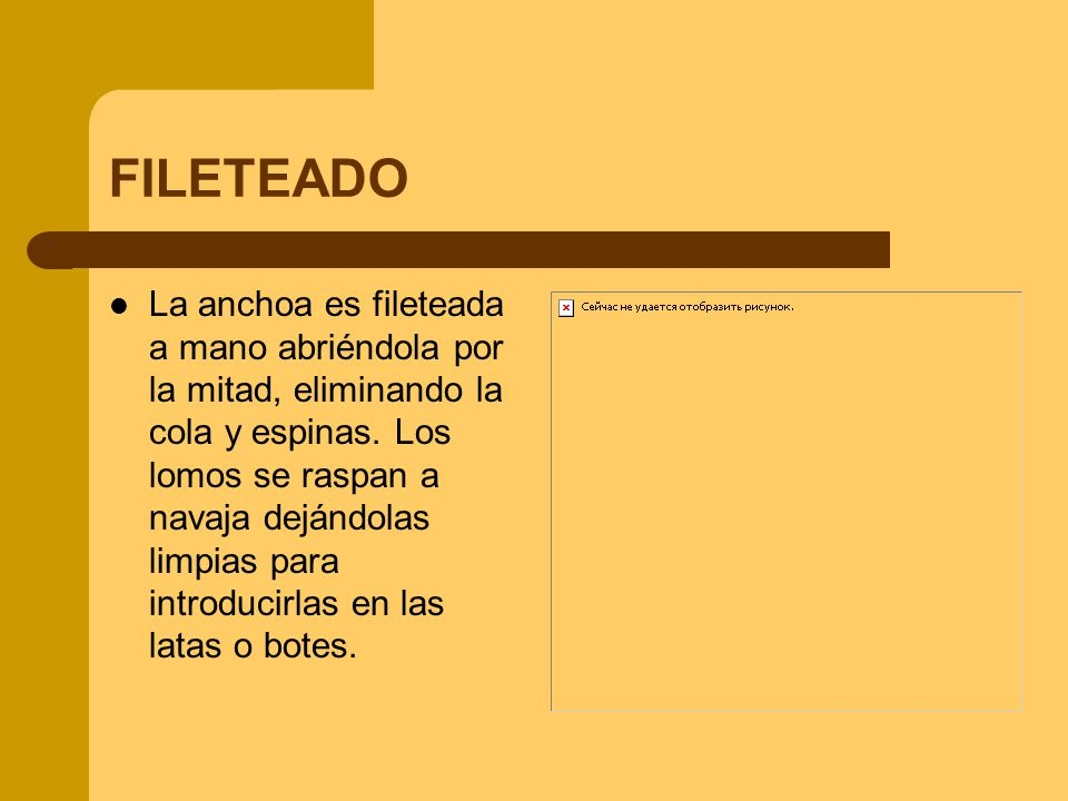 FILETEADO