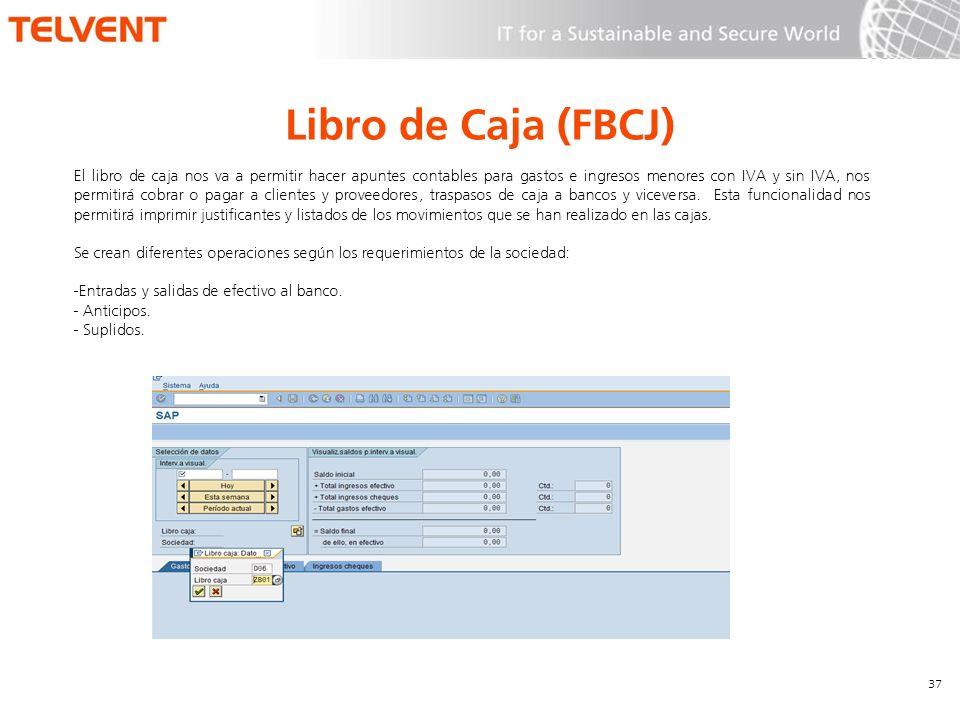 Libro de Caja (FBCJ)