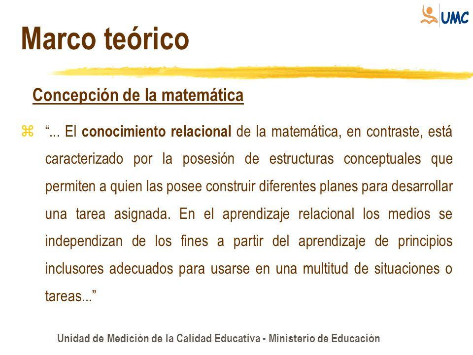 Unidad de Medición de la Calidad Educativa - Ministerio de Educación