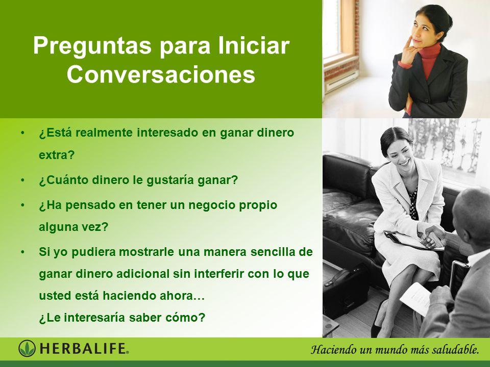 Preguntas para Iniciar Conversaciones