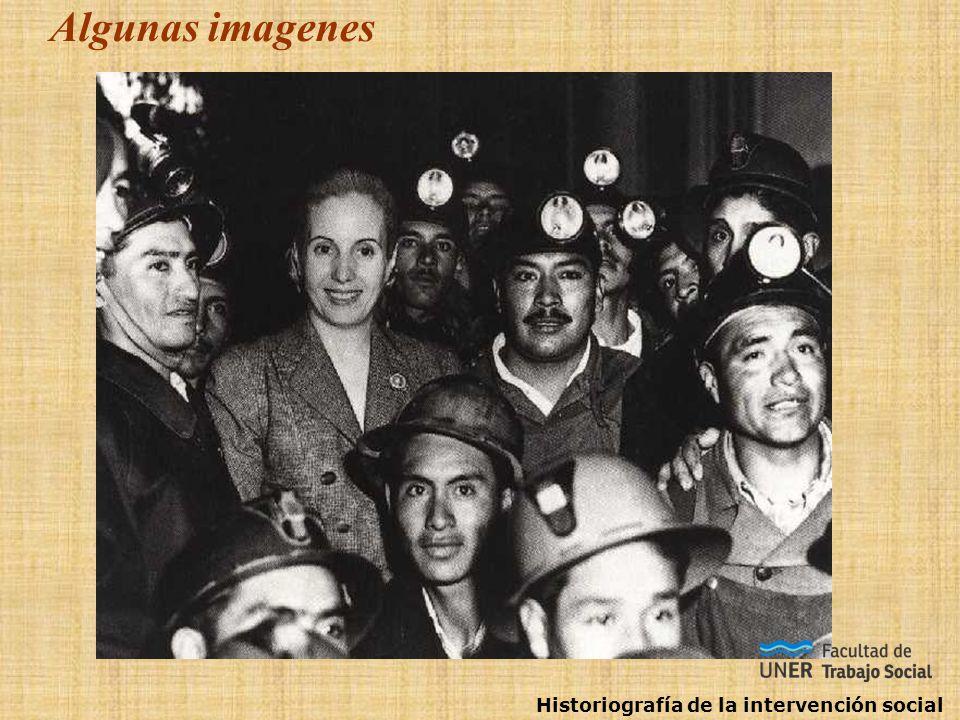 Historiografía de la intervención social