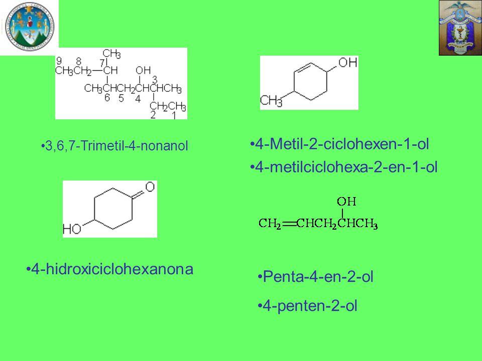 4-Metil-2-ciclohexen-1-ol 4-metilciclohexa-2-en-1-ol