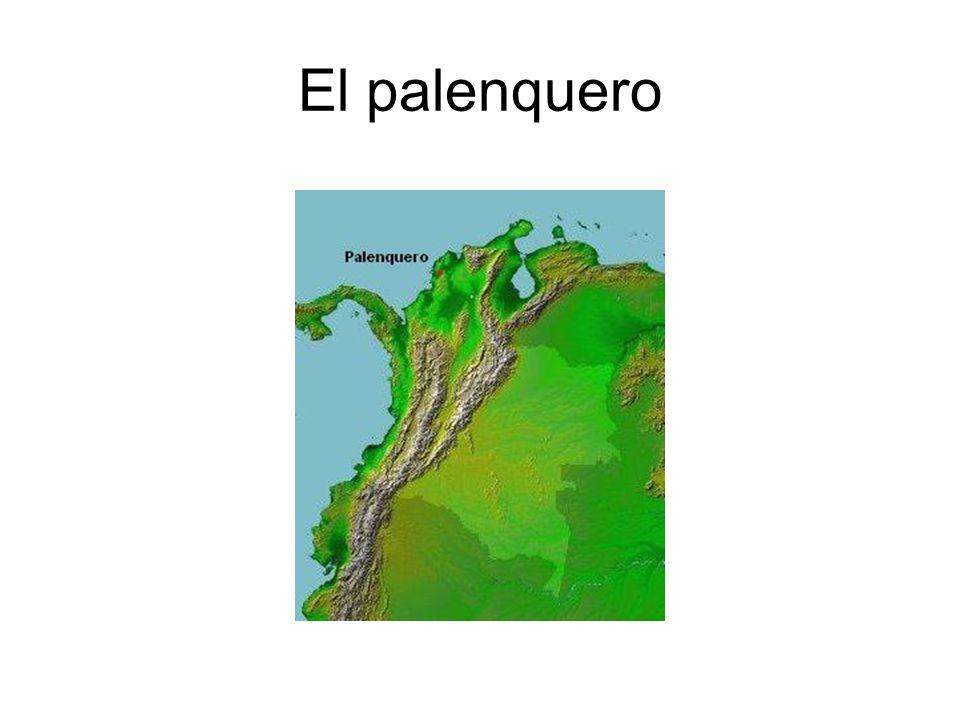 El palenquero