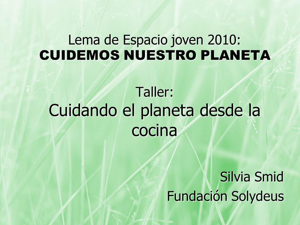 Silvia Smid Fundación Solydeus