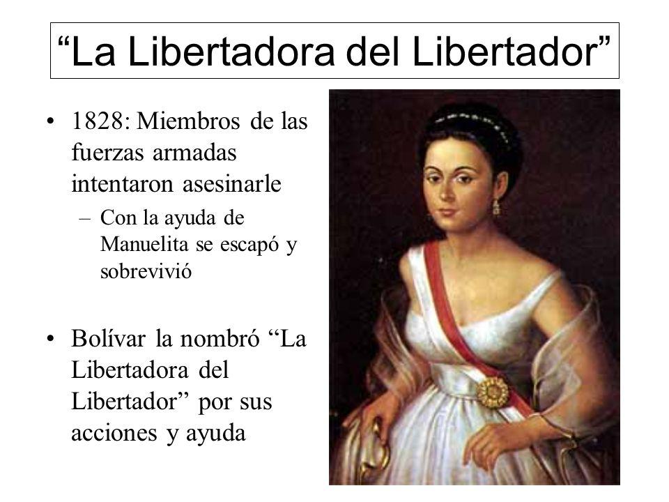 La Libertadora del Libertador