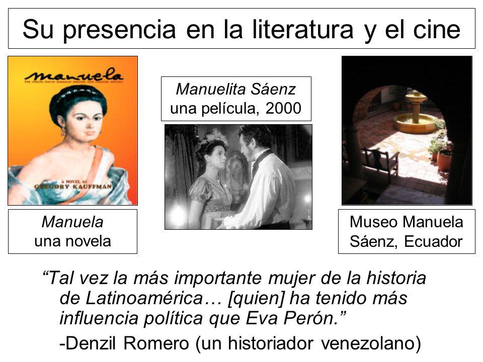 Su presencia en la literatura y el cine