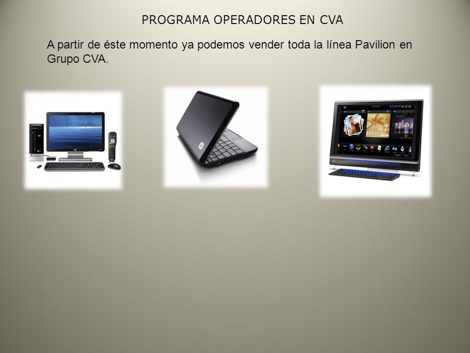 PROGRAMA OPERADORES EN CVA