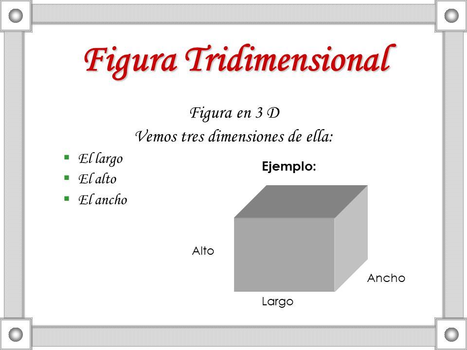 Figura Tridimensional