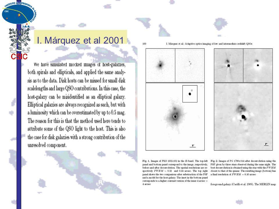 I. Márquez et al 2001