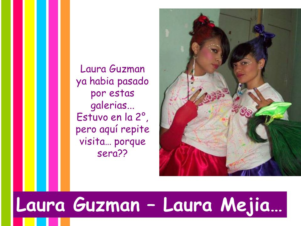 Laura Guzman – Laura Mejia…