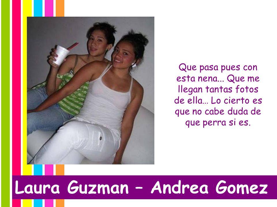 Laura Guzman – Andrea Gomez