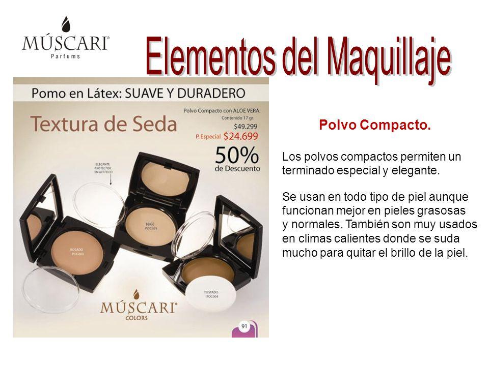 Elementos del Maquillaje