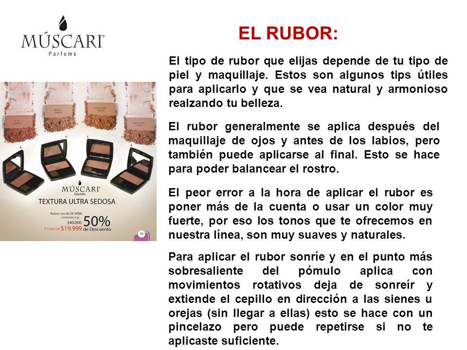 EL RUBOR: