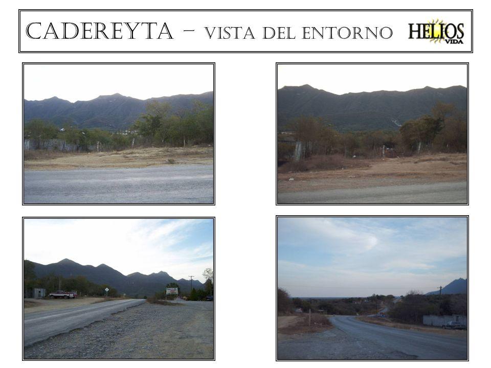 Cadereyta – VISTA DEL ENTORNO