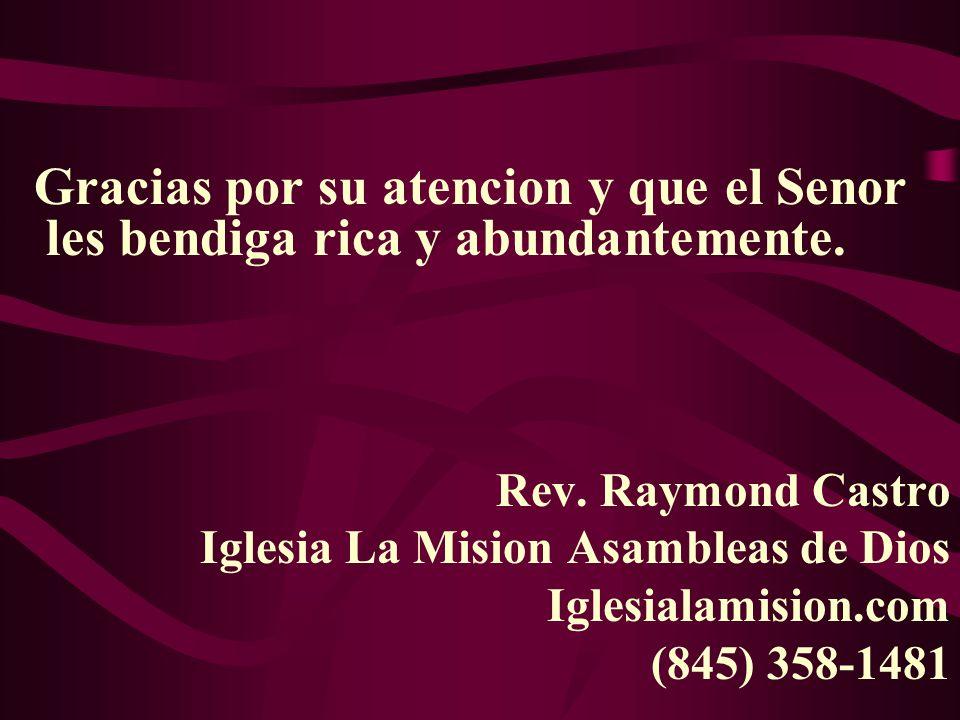 Iglesia La Mision Asambleas de Dios Iglesialamision.com (845) 358-1481