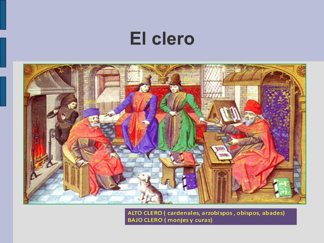 El clero