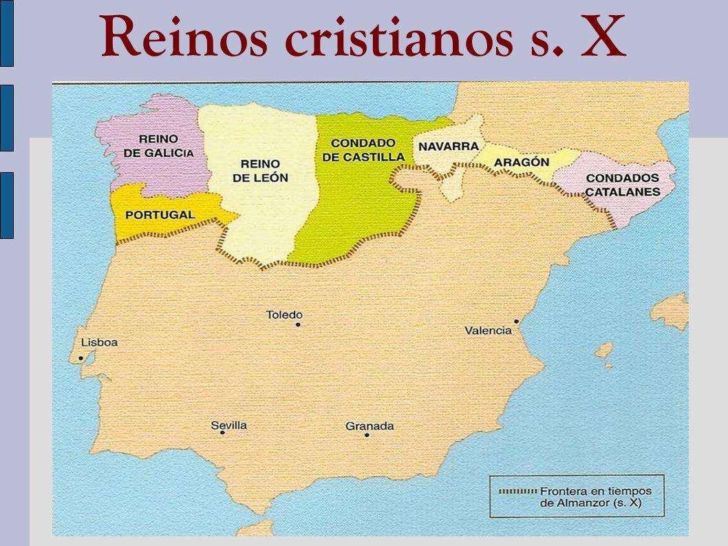 Reinos cristianos s. X
